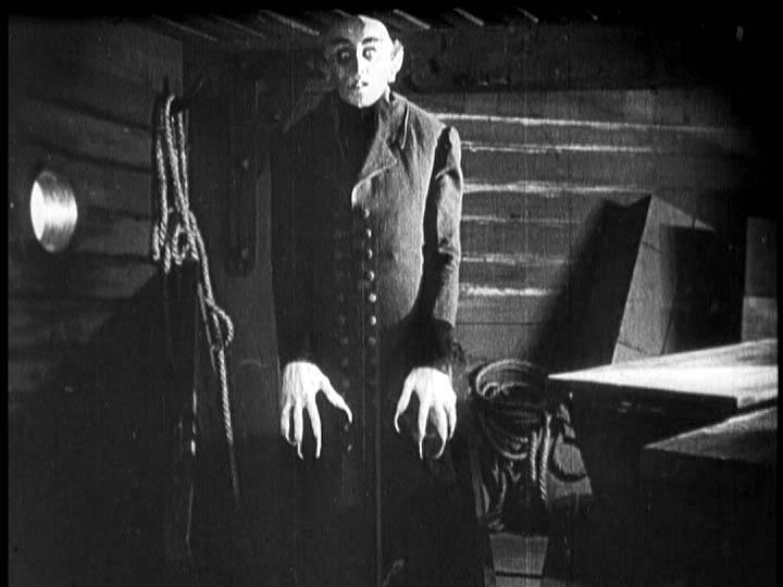 31 Días de Terror Halloweenero Nosferatu2