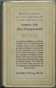 El lobo estepario, de Hermann Hesse (Pdf)