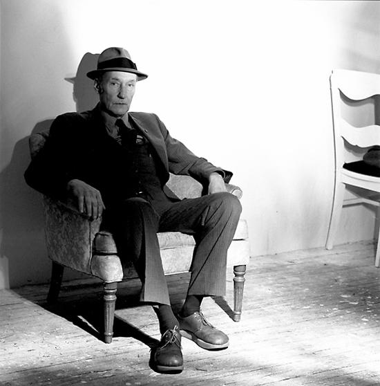 William Burroughs: el ciudadano de la noche roja