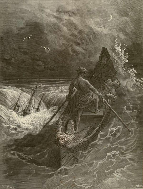 The rime of the ancient mariner - The pilot