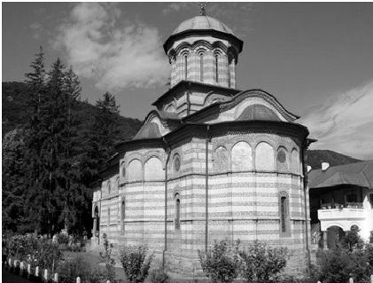 Convento de Cozia.