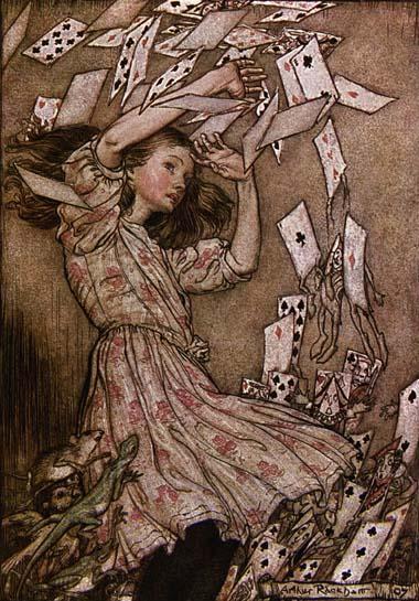 Alice in Wonderland - Evidence