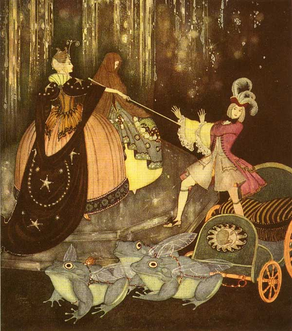 Fairy Tales / Bluebird