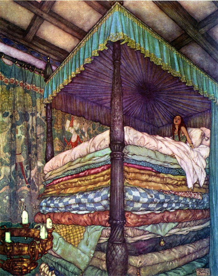 Fairy Tales / Princess and the Pea