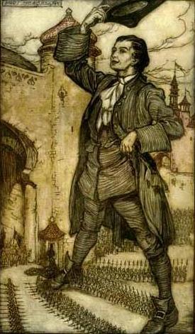 Gulliver's Travels - Gulliver 2