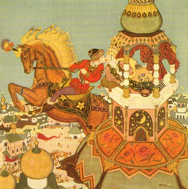 Fairy Tales / Ivan Horse