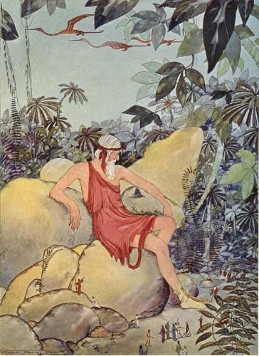 Antaeus and the Pygmies