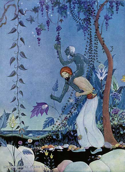 The Fifth Voyage of Sinbad