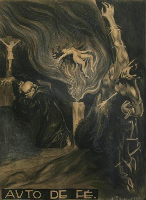 Auto de fe, 1903