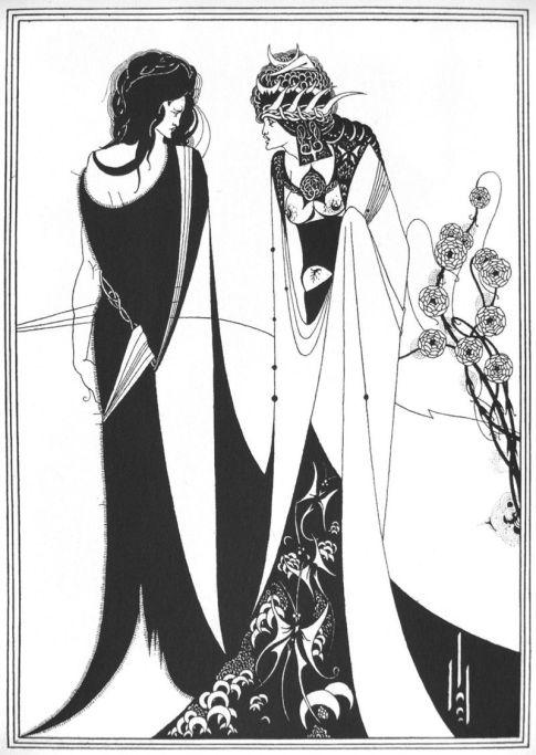 John the Baptizer and Salome