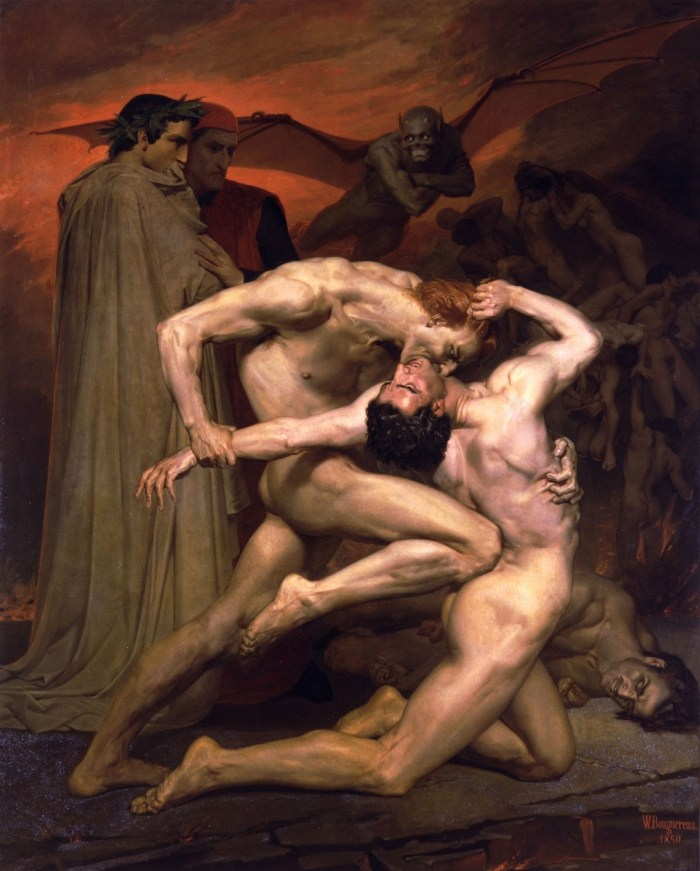 Dante-y-virgilio-en-el-infierno-1850.-William-Adolphe-Bouguereau