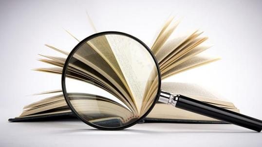 book-and-magnifying-glass