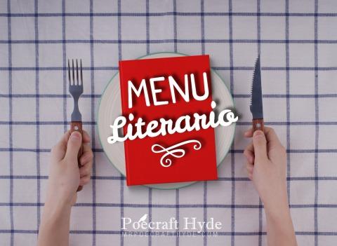 menu literario