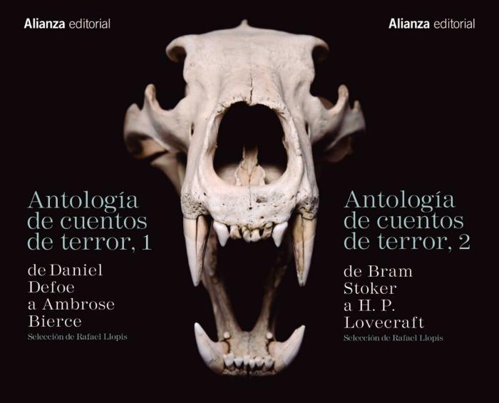 antologia de cuentos de terror 1 y 2