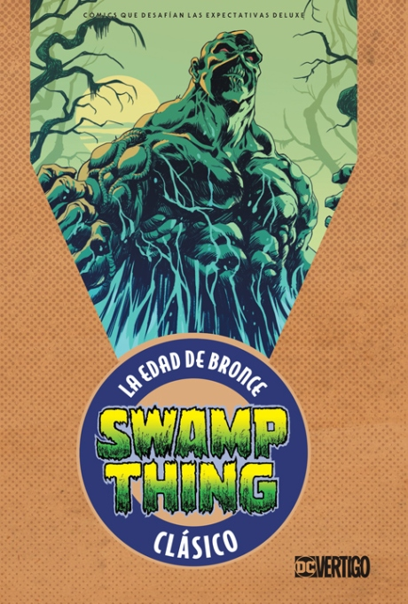 swamp-thing-la-era-de-bronce-vol-1-vertigo-icons-portada